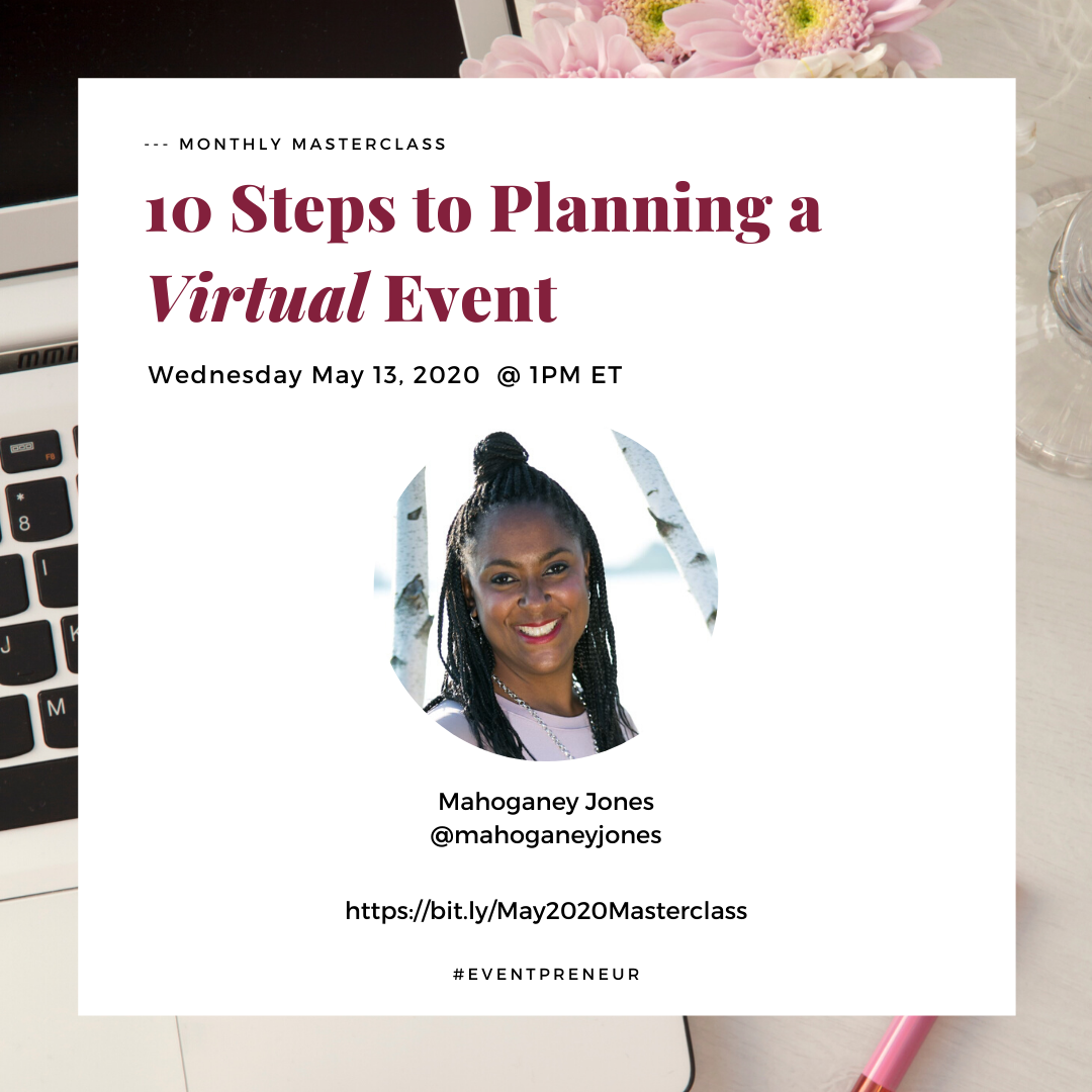 10 Steps to Planning a Virtual Event